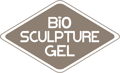 An image of the bio sculpture gel logo.